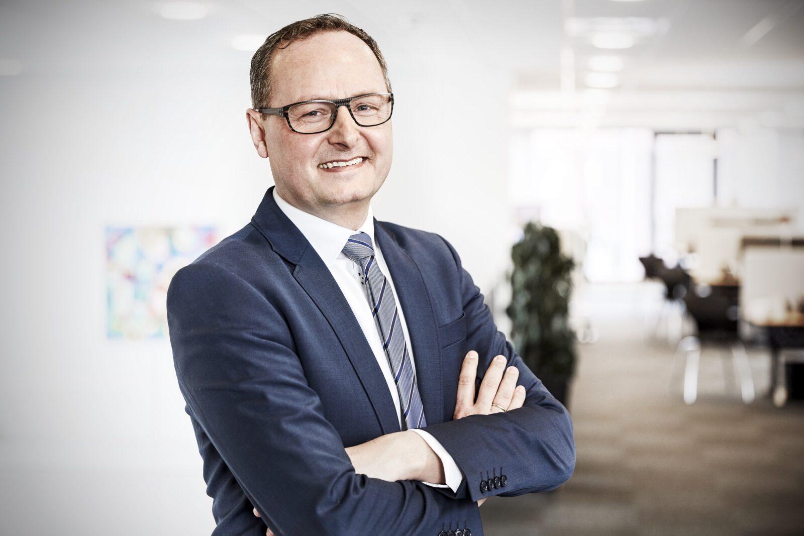 Henrik Lykke, Private Banking Direktør i Vestjysk Bank